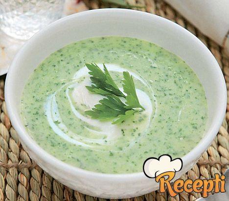 Supa od peršuna