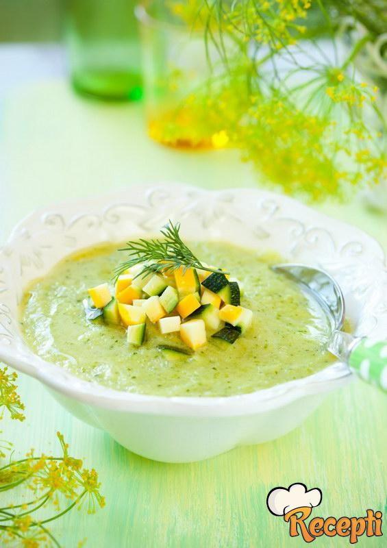 Supa od mirođije