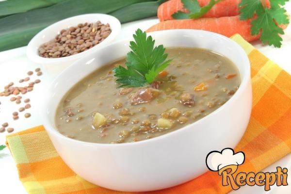 Supa od sočiva