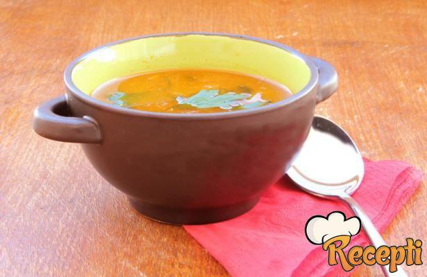 Supa od praziluka