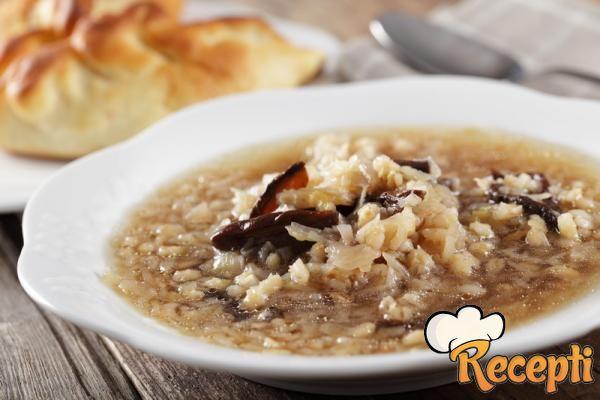 Supa od ječma