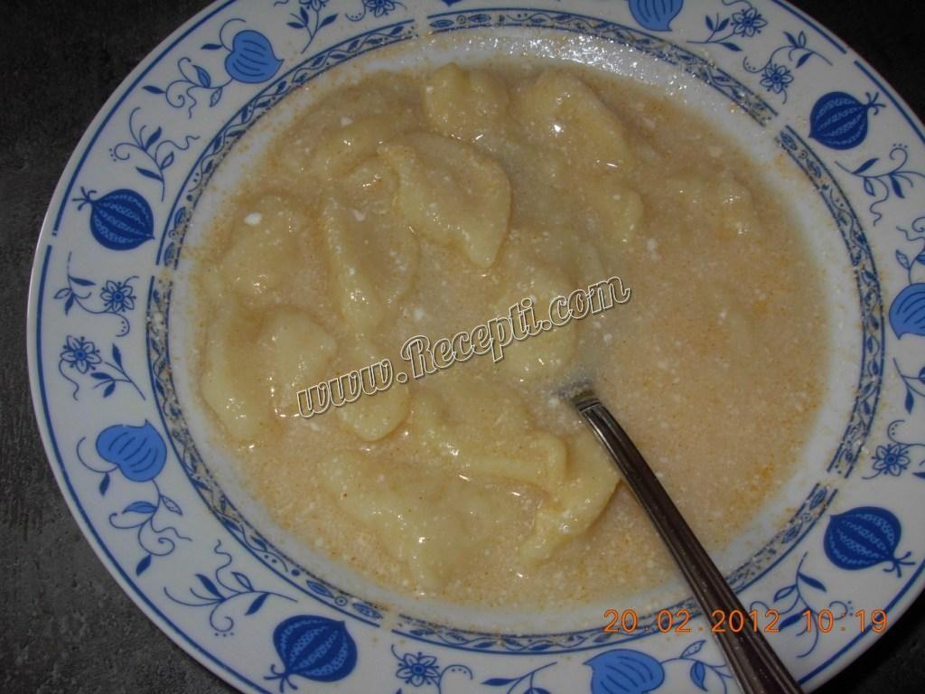 Supa sa nudlicama i pavlakom