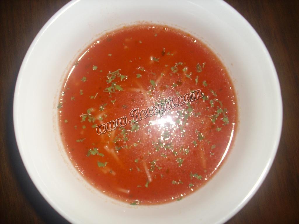 Paradajz supa-čorba