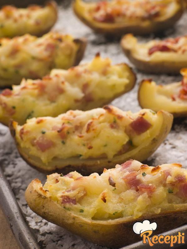 Krompir sa jajaima i cveklom
