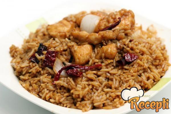 Kineski rižoto