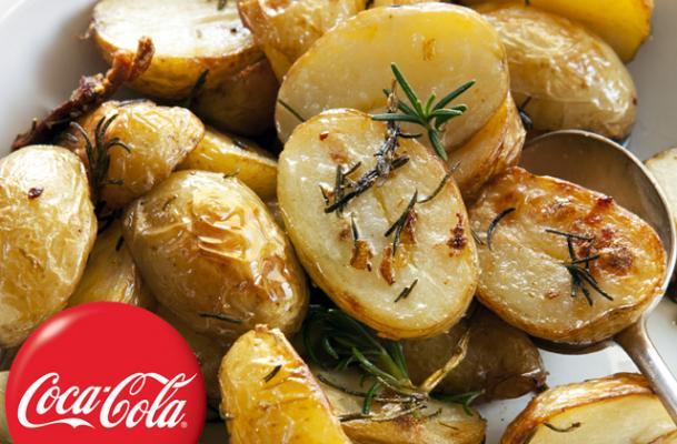 Krompir iz rerne sa ruzmarinom
