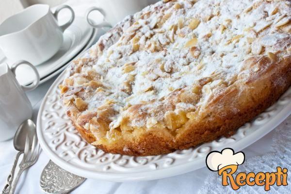 Mađarska peščana torta