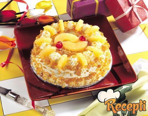 Prolećna torta