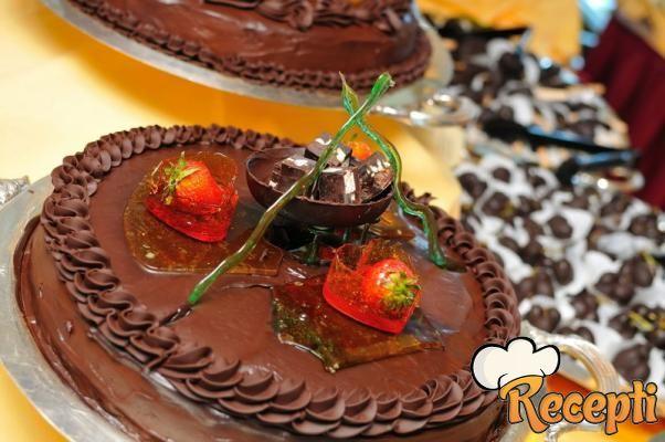 Grijaž torta