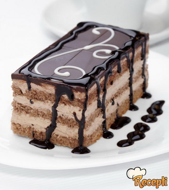 Torta Olivera