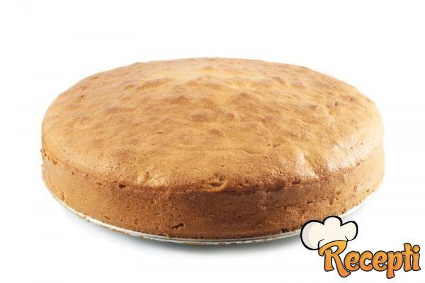 Posna griz torta