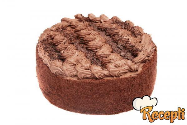 Praline torta