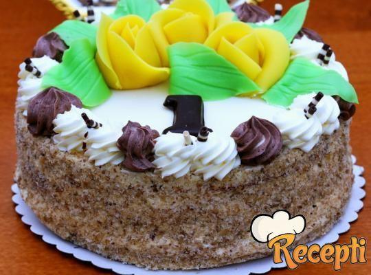Šljunak torta