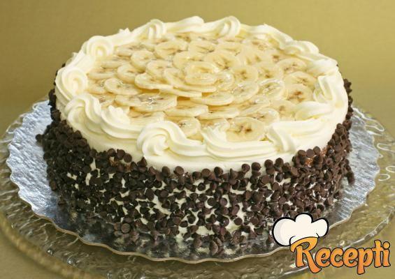 Torta od banana