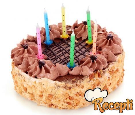 Puž torta