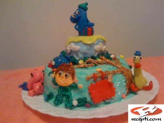 Keks torta (2)