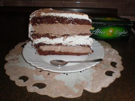 After eight torta