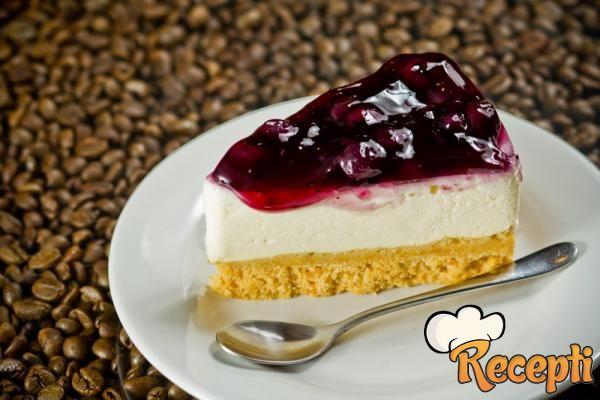 Janina čizkejk torta