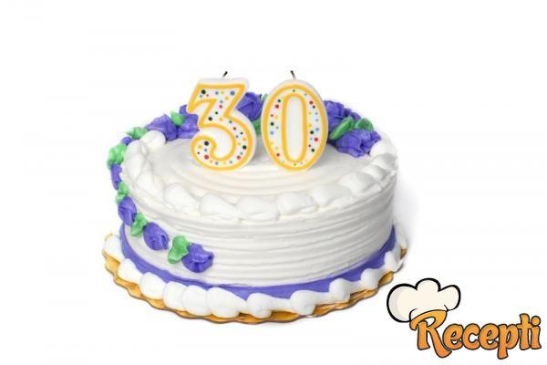 Najlakša torta