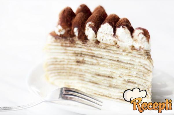 Torta sa palačinkama