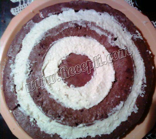 Voćno-kremasta torta