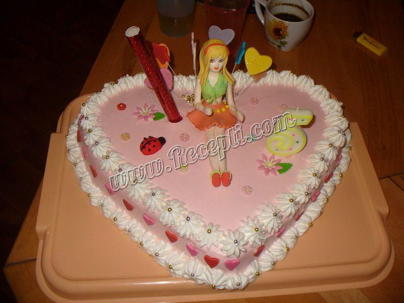 Torta Coko Moko http://recepti.com/kuvar/torte/3225-coko-moko-torta