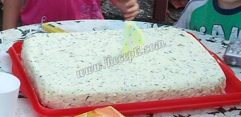 Sladoled torta (3)