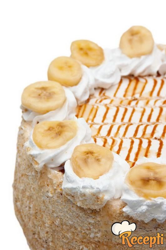 Banana torta (2)