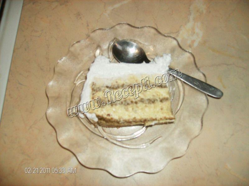 Bela milka torta