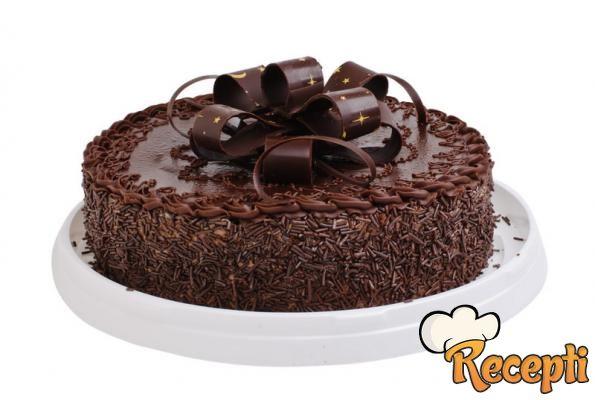 Tamarina Čokoladna torta