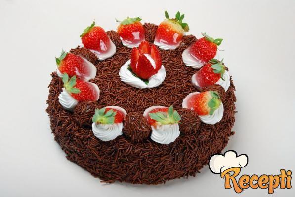 Brza Čokoladna torta (2)