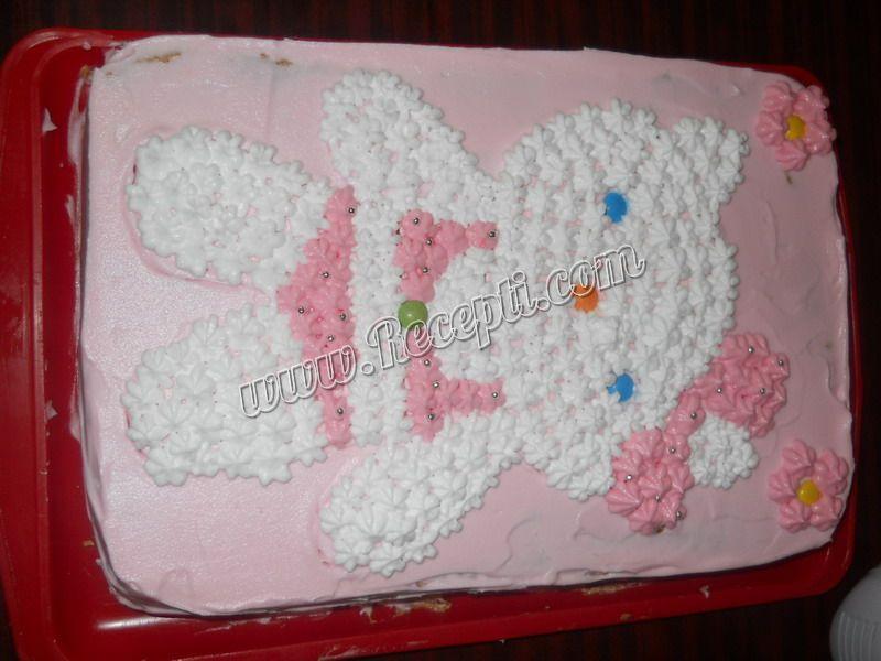 Kitty torta
