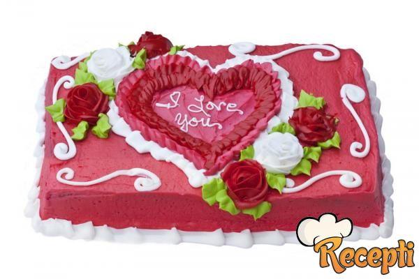 Torta Šeherezada (sa turskim keksom)
