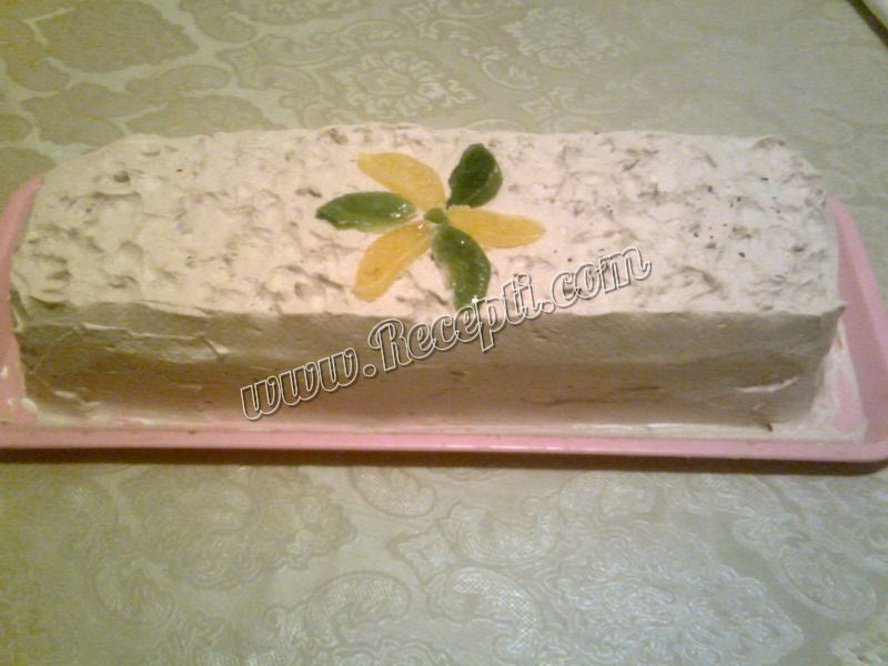 Šarena letnja torta