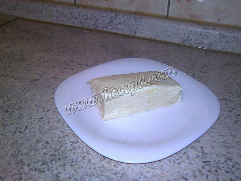 Milka torta sa gotovim koricama