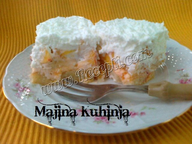Voćna piškota torta