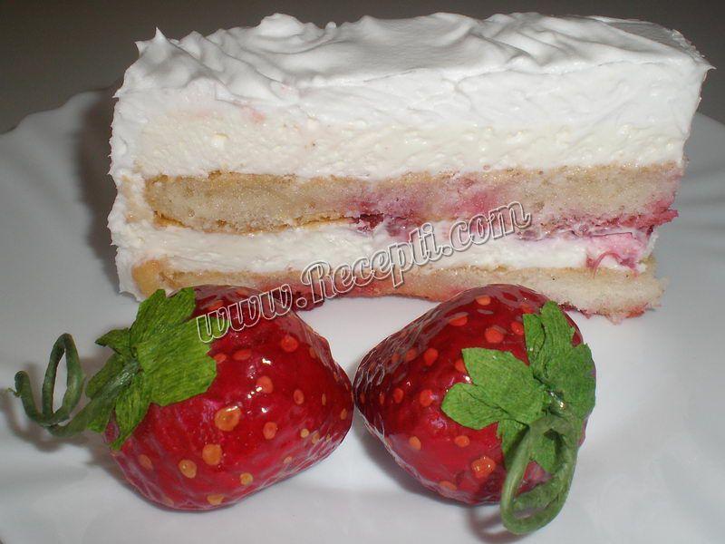 Letnja voćna torta