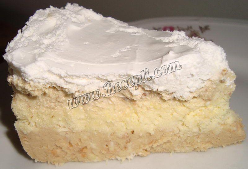 Pesak torta sa plazmom