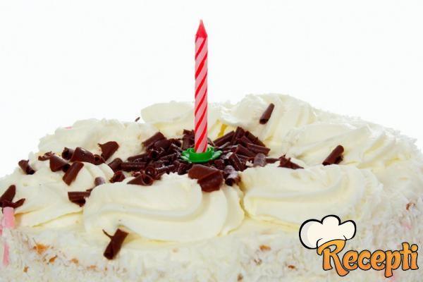 Karamela torta