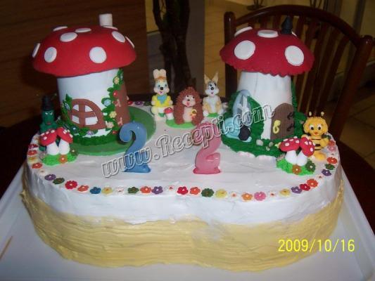 Sladoled torta (4)