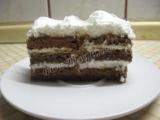 Čokoladna torta sa keksom (2)
