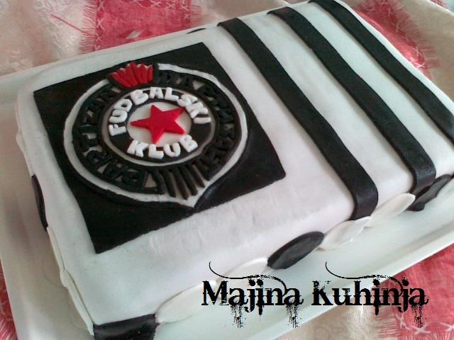Crno-bela Grčka torta
