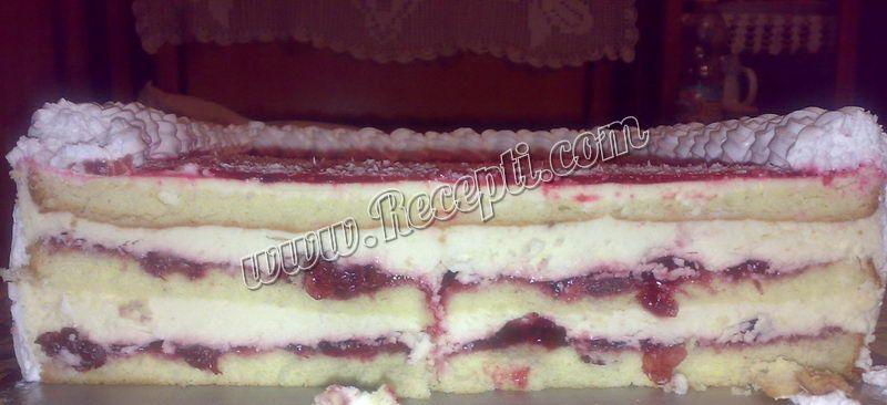 San snova torta