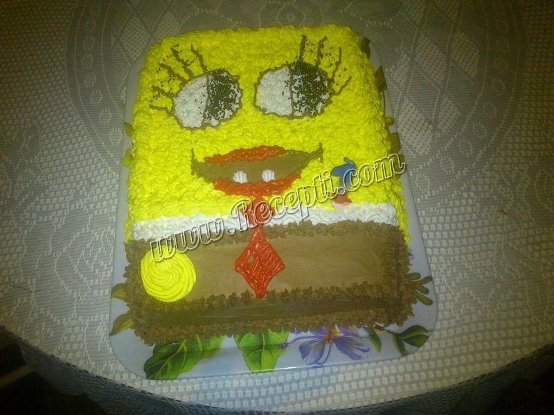 Improvizovana torta