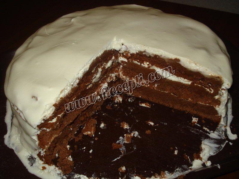 Čokoladna torta sa plazma keksom