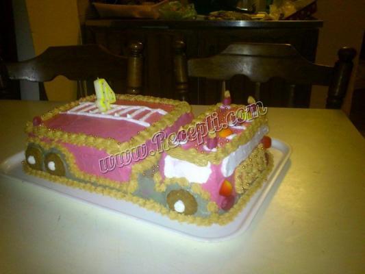 Pijana torta (2)