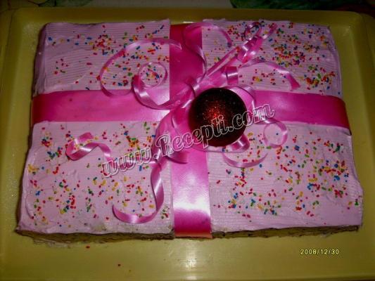 Novogodišnja torta (2)