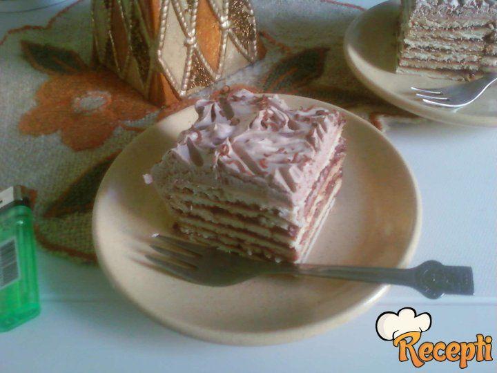 Čokoladna brza torta