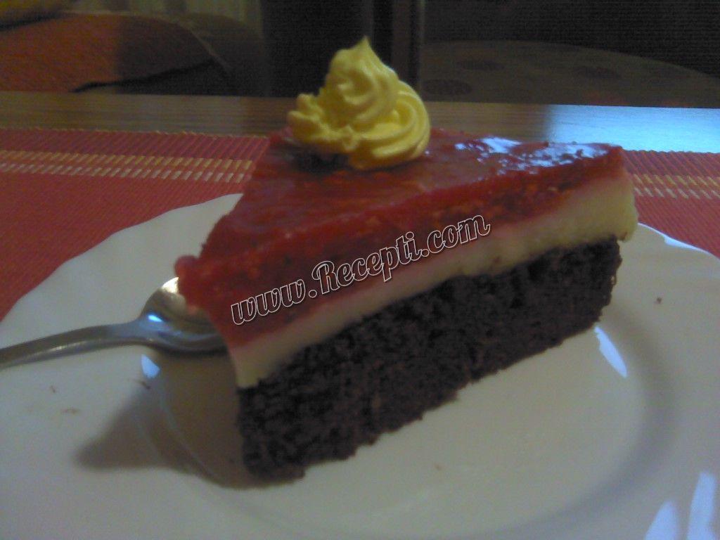Čarobna praznična torta