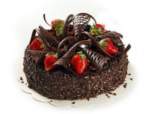 Brza čokoladna torta sa orasima